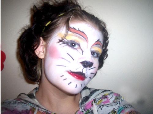 Bombalurina Makeup 002