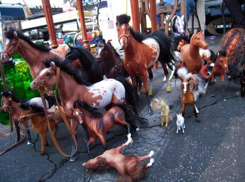 Plastichorses