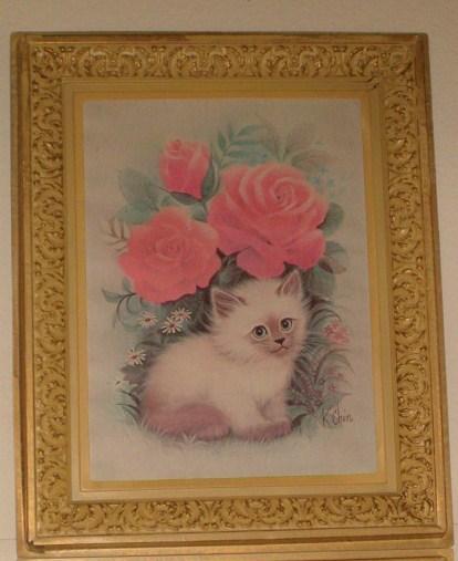Beautiful kitten art 1_Portland_Sara