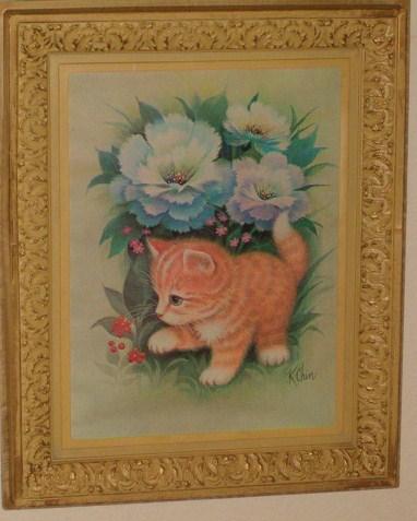 Beautiful kitten art3_Portland_Sara